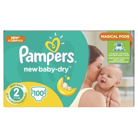 Pampers Giantpack Mini, Pampers