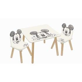 818cd2f48969 Detský stôl so stoličkami - Myšiak Mickey III