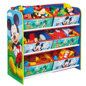 Organizér na hračky Mickey Mouse Clubhouse, Moose Toys Ltd , Mickey Mouse Clubhouse