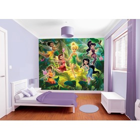 3D tapeta Disney Víly, Walltastic, Fairy