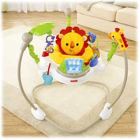 Fisher Price hopsadlo - Rainforest Friends, Fisher Price
