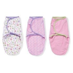 SwaddleMe zavinovačka - 3 ks, Summer Infant