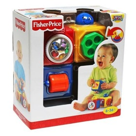 Fisher Price Nastavovacia kocky, Fisher Price