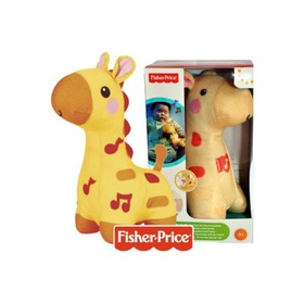 Fisher Price - uspávačik - žirafka, Fisher Price