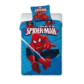 Polar fleece obliečky - Spiderman 01, Faro, Spiderman