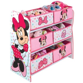 Organizér na hračky Minnie Mouse, Moose Toys Ltd , Minnie Mouse